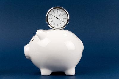 Eine Zeitschaltuhr spart Geld, wenn man sie richtig einstellt.