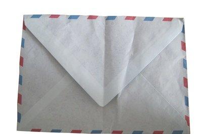 Stellen Sie einen Nachforschungsantrag, wenn ein Brief verschwunden ist.