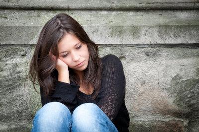 Bei unerfüllter Liebe schmerzt das Herz.