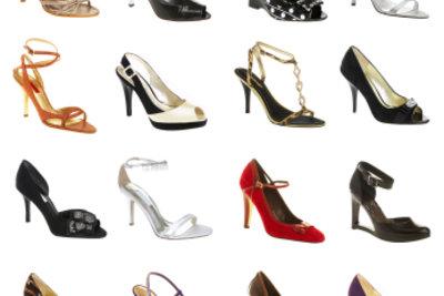Eine Schuh-Beschreibung ist nicht schwer.