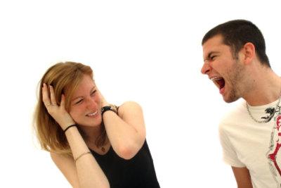 Lügen können einen schlimmen Streit auslösen