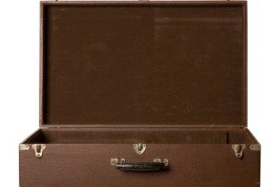 Einen Koffer sollte man möglichst effizient packen.