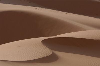 DIe Sahara ist eine Wendekreiswüste.