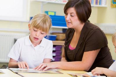 Am Wichtigsten ist das Lehrer-Schüler-Verhältnis.