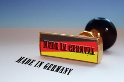 Made in Germany - ein Qualitätsmerkmal.