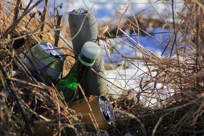 Durch Recyclen schonen Sie die Umwelt.