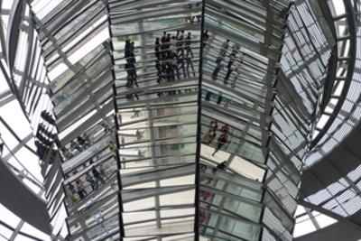 In den Bundestag zu kommen ist nicht leicht.