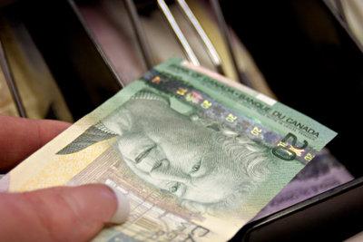 Auch Geldscheine besitzen ein Hologramm.