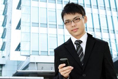Individueller Sicherheitscode schützt Handy vor unbefugter Nutzung.