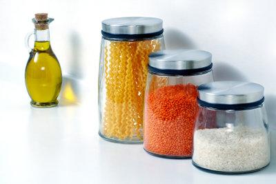 Schützen Sie Ihre Lebensmittel vor Schädlingen.