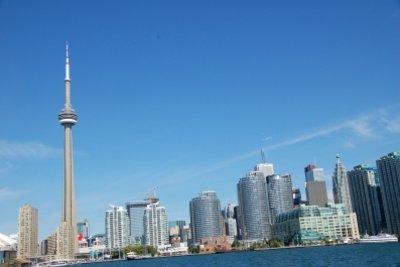 Ein beeindruckender Anblick - Torontos Skyline