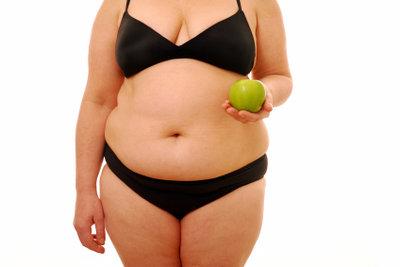 Cellulite kann den ganzen Körper betreffen - auch die Arme.