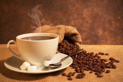 Kaffee sollte nicht im Kühlschrank aufbewahrt werden.