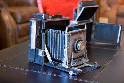 Kollodium wurde für Fotoplatten genutzt.