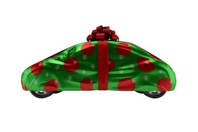 Ein Auto ist mehr als ein Geschenk.