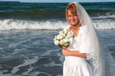 Für Frauen ist die Hochzeit oft sehr wichtig.