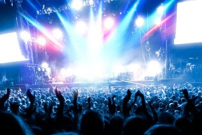 Trockeneis-Nebel - Spezialeffekte bei Musikveranstaltungen