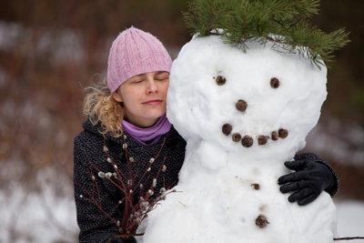 Im Winter leidet häufig die Haut.