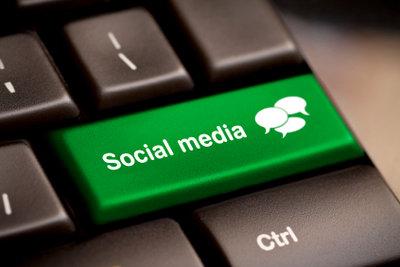 Facebook ist das größte soziale Netzwerk der Welt.