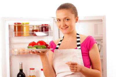 Die Kühlschranktemperatur ist ausschlaggebend für die richtige Lagerung.