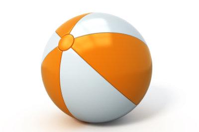 Welches Volumen hat dieser Ball?