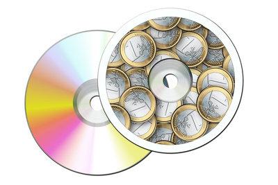 Eine neue CD wird oft mit einer Release-Party gefeiert.