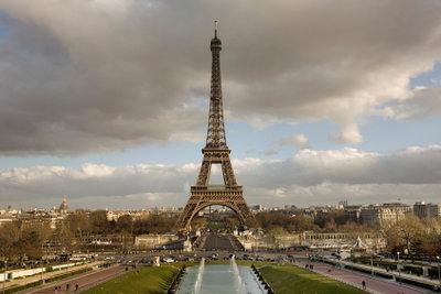 Verbringen Sie romantische Stunden in Paris.