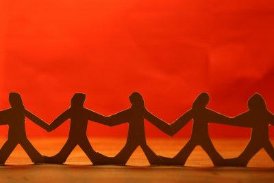 Sozialverträgliches Verhalten fördert Gemeinschaft.