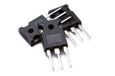 Die Funktion eines Transistors.
