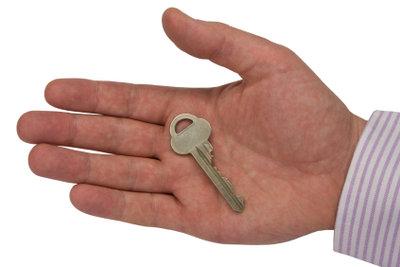 Nachschlüssel ermöglichen mehr Flexibilität.