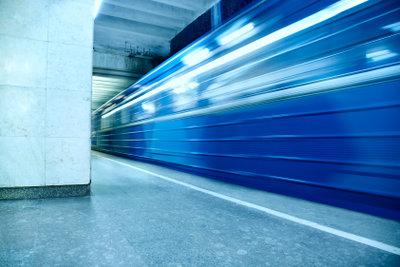 Hohe Ansteckungsgefahr in der U-Bahn
