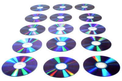 DVDs mit dem Mac brennen