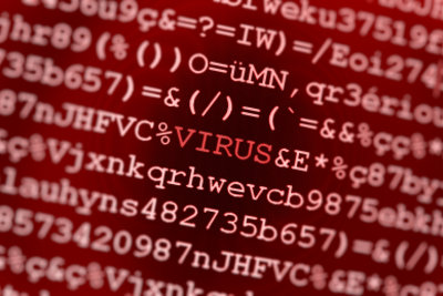Ein Virus bzw. ein trojanisches Pferd lässt sich relativ einfach entfernen.