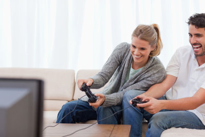 Viele Spiele machen im Mehrspielermodus gleich doppelt Spaß.