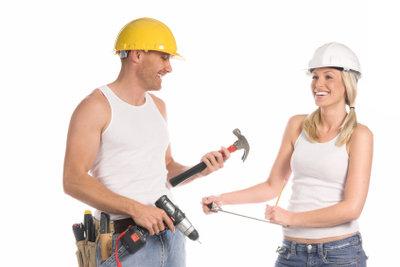 Bauberufsgenossenschaft ist für Arbeitnehmer im Baugewerbe zuständig.