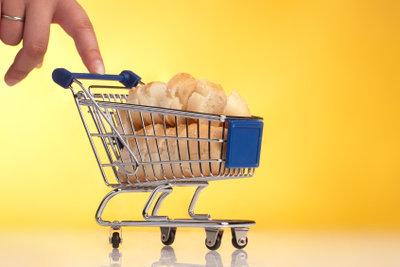 Lebensmittelhändler haben viel Konkurrenz.