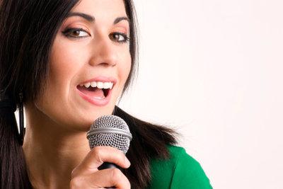 Aufwärmübungen für eine schöne Stimme
