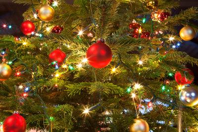 Weihnachtsbäume bei Word als Rahmen verwenden