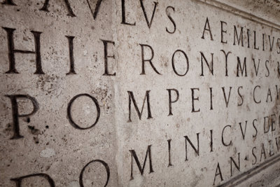 """Die Wendung """"per se"""" stammt aus dem Lateinischen."""