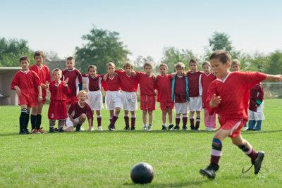 Fußballspiele auch live im TV sehen.
