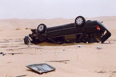 Unfälle mit Versicherungsschaden vermindern Schadensfreiheitsrabatt.