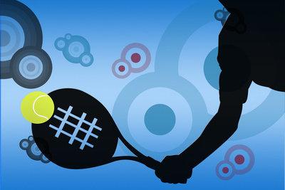 Ein armschonender Tennisschläger hat bestimmte Eigenschaften.