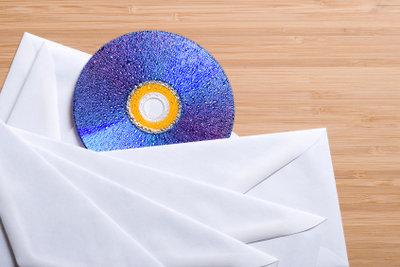 So verschicken Sie eine CD nach Österreich.