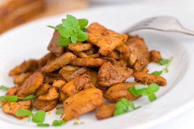 Gyros lässt sich auch mit weniger Kalorien zubereiten.