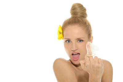 Vorsicht im Umgang mit Kondomen