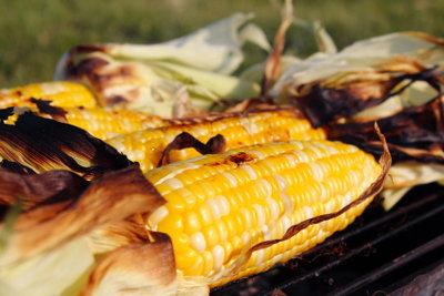 Mais ist beliebt als Beilage und pur.