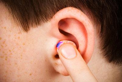 Liegt die Ohrspeicheldrüse im Ohr?