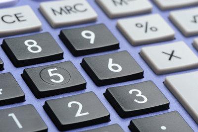 So berechnen Sie Terme mit einem Taschenrechner von Casio.