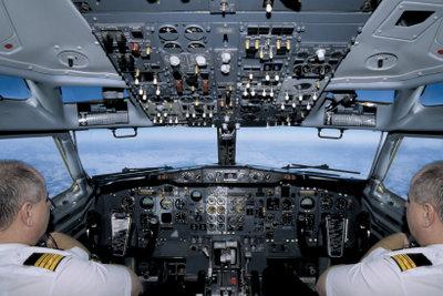 Der Pilotenberuf gilt immer noch als Traumjob.