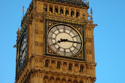 London – Eine Weltstadt mit unzähligen Sehenswürdigkeiten.